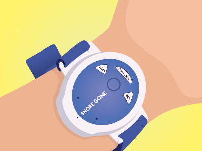 10 anti snurk middelen: armband of horloge