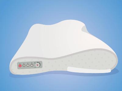 10 anti snurkmiddelen: anti snurk kussen