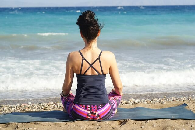 Snurken tegengaan met yoga