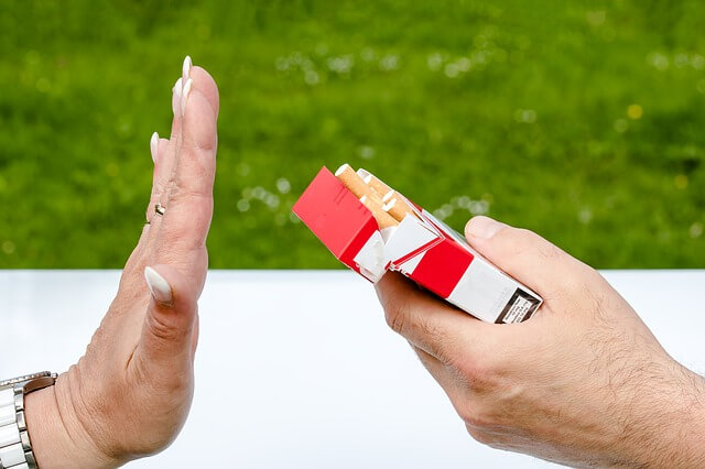 Wat helpt tegen snurken - roken
