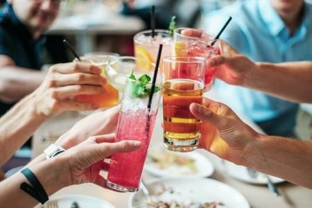 Snurken stoppen: minderen met alcohol