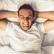 Ontspanningsoefeningen slapen