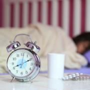 Slapen met verkoudheid